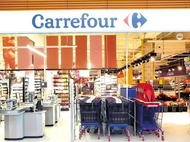 Ce supermarketuri au reuşit să atragă centrele comerciale din România. Carrefour este ancoră în mai bine de jumătate dintre mallurile din ţară, iar Auchan vine pe locul doi