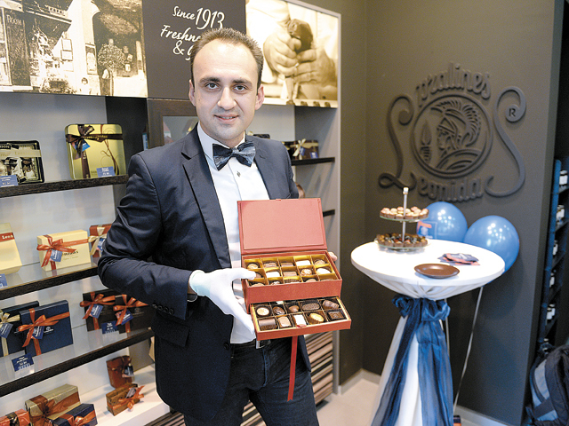 Ion Codreanu, masterfrancizat al brandului de ciocolată Leonidas: Apetitul pentru produsele premium este în creştere, vânzările sunt mai mari cu 30% în S1 2019