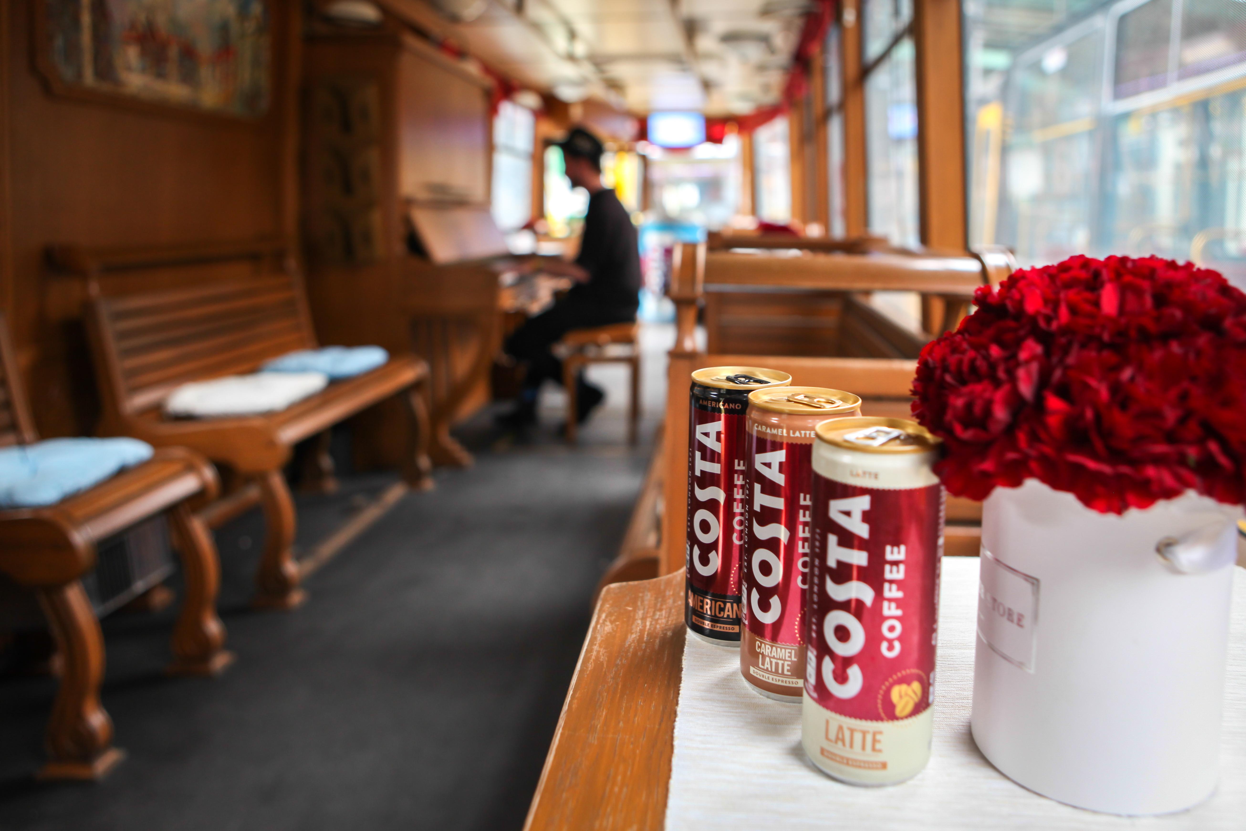 Producătorul de băuturi Coca-Cola HBC vrea să aducă brandul de cafea Costa Coffee în România în 2020