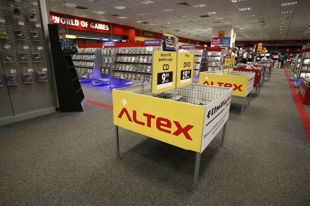 Altex deschide un nou magazin în Buzău, după o investiţie de 2 mil. euro