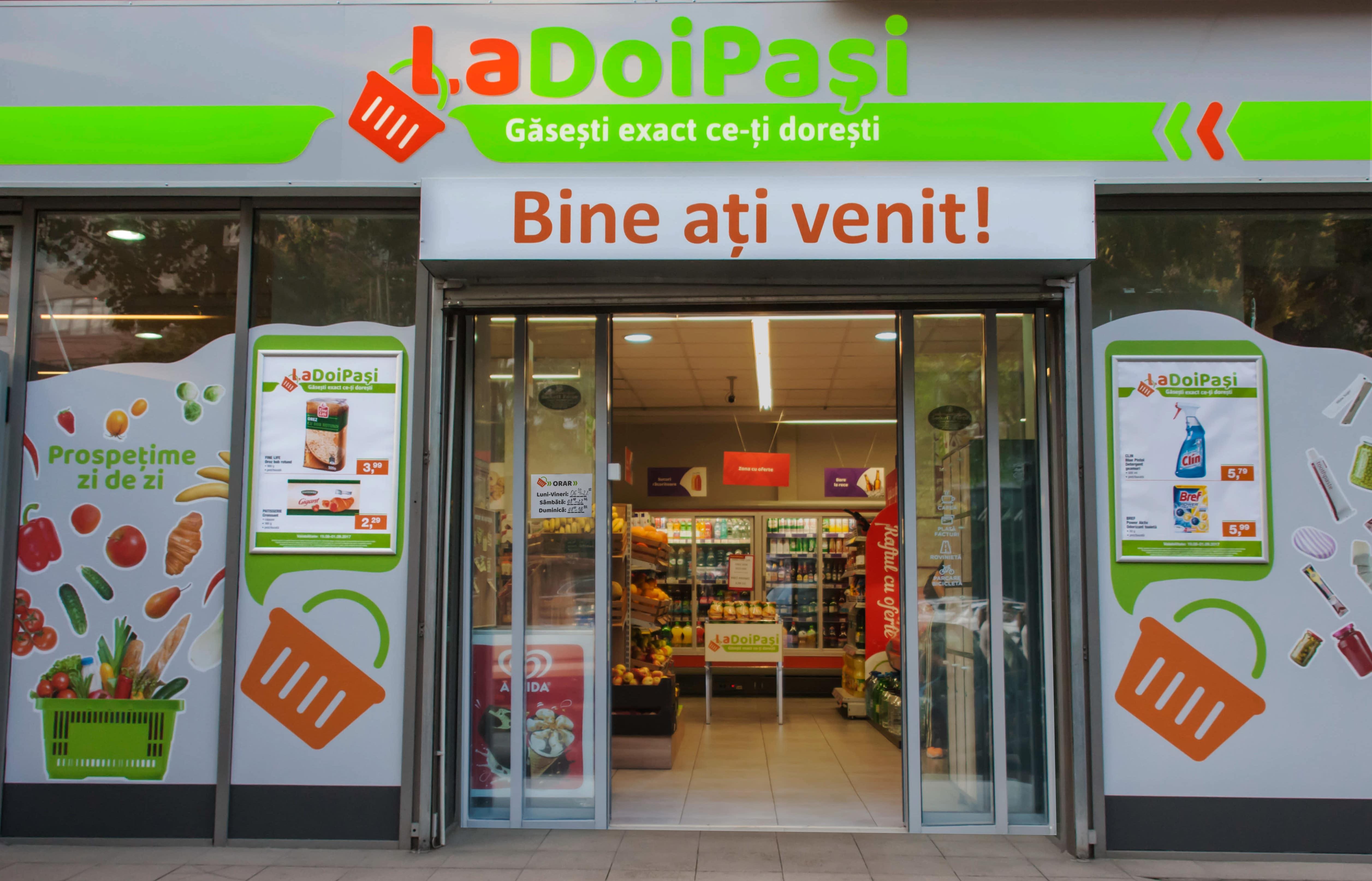 LaDoiPaşi, franciza Metro Cash & Carry în retailul de proximitate, a atins pragul de 1.000 de unităţi la nivel naţional şi ţinteşte dublarea numărului de magazine până în 2023