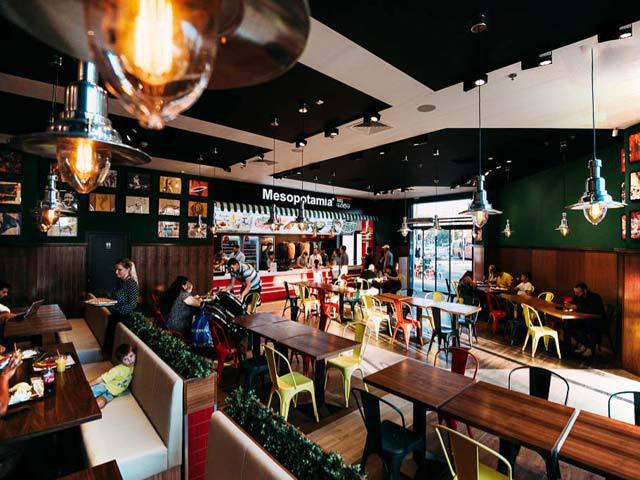 Lanţul de restaurante Mesopotamia şi-a dublat cifra de afaceri la 60 mil. lei în doi ani după ce a pariat puternic pe expansiune