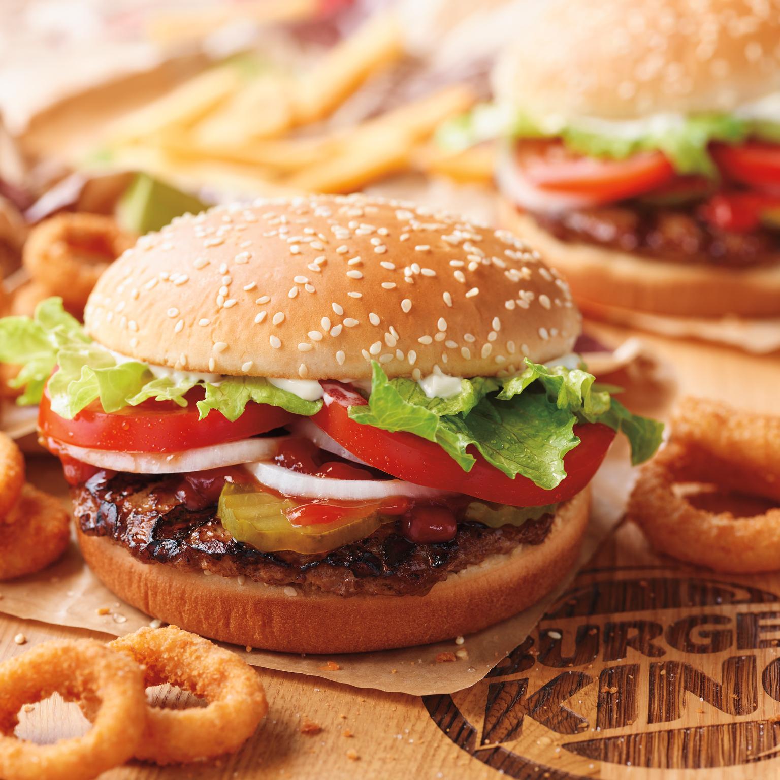 Burger King revine la Bucureşti pe 26 septembrie, cu un prim restaurant în Mega Mall şi alte două unităţi până la finele anului