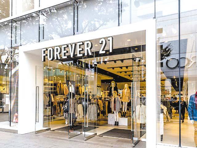 Retailerul american Forever 21 a depus cererea de intrare în faliment. Brandul este prezent cu două magazine în mallurile Sun Plaza si Park Lake, ambele în franciză