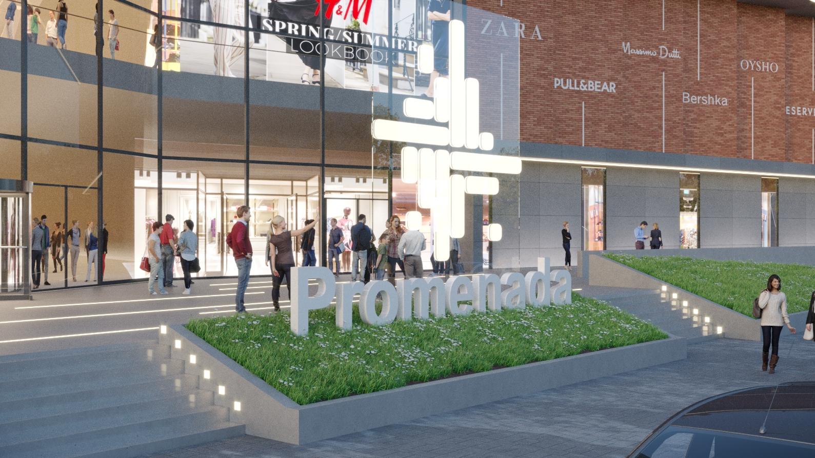 NEPI Rockcastle continuă extinderea pe piaţa din România cu un nou mall la Sibiu, investiţie de 100 mil.euro