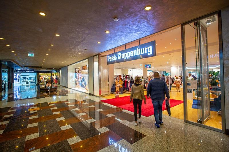 Germanii de la Peek & Cloppenburg au deschis al şaptelea magazin din România, în complexul Iulius Town din Timişoara