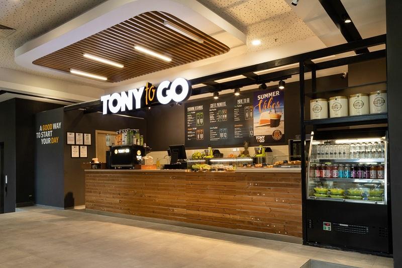 Reţeaua de cafenele TONY to GO, deţinută de familia Niţuleasa, a ajuns la 5 unităţi în Bucureşti, şi vrea să se extindă în franciză