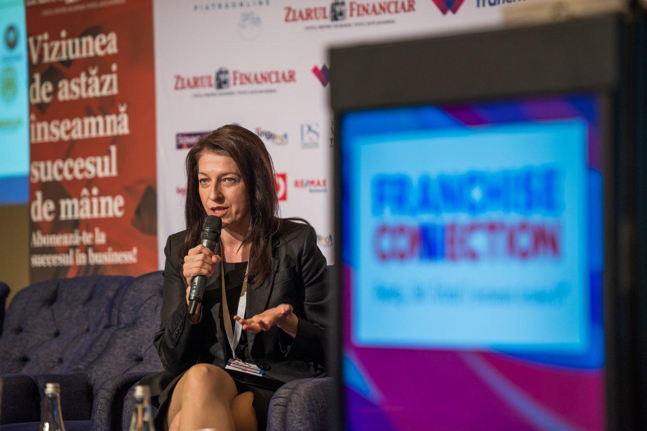 Cristina Sindile, director general BT Microfinanţare : De 1-1,5 ani vedem o creştere a antreprenorilor români care vor să îşi scaleze businessul afară