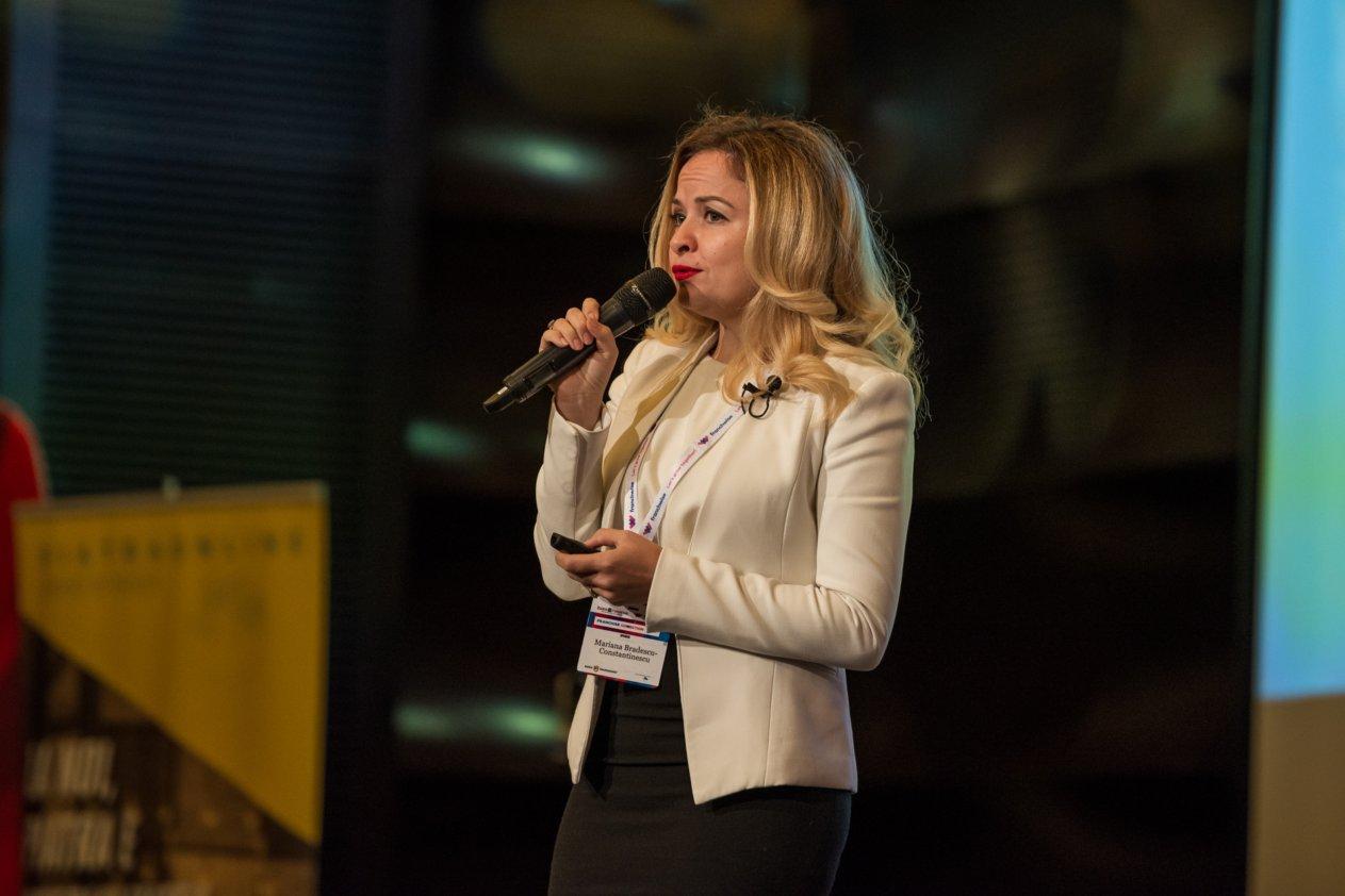 Mariana Constantinescu Brădescu, managing partner Piatraonline : În 5 ani cred că vom ajunge cu locaţii în 7 oraşe din România, dar vrem să mergem şi în alte ţări din Europa