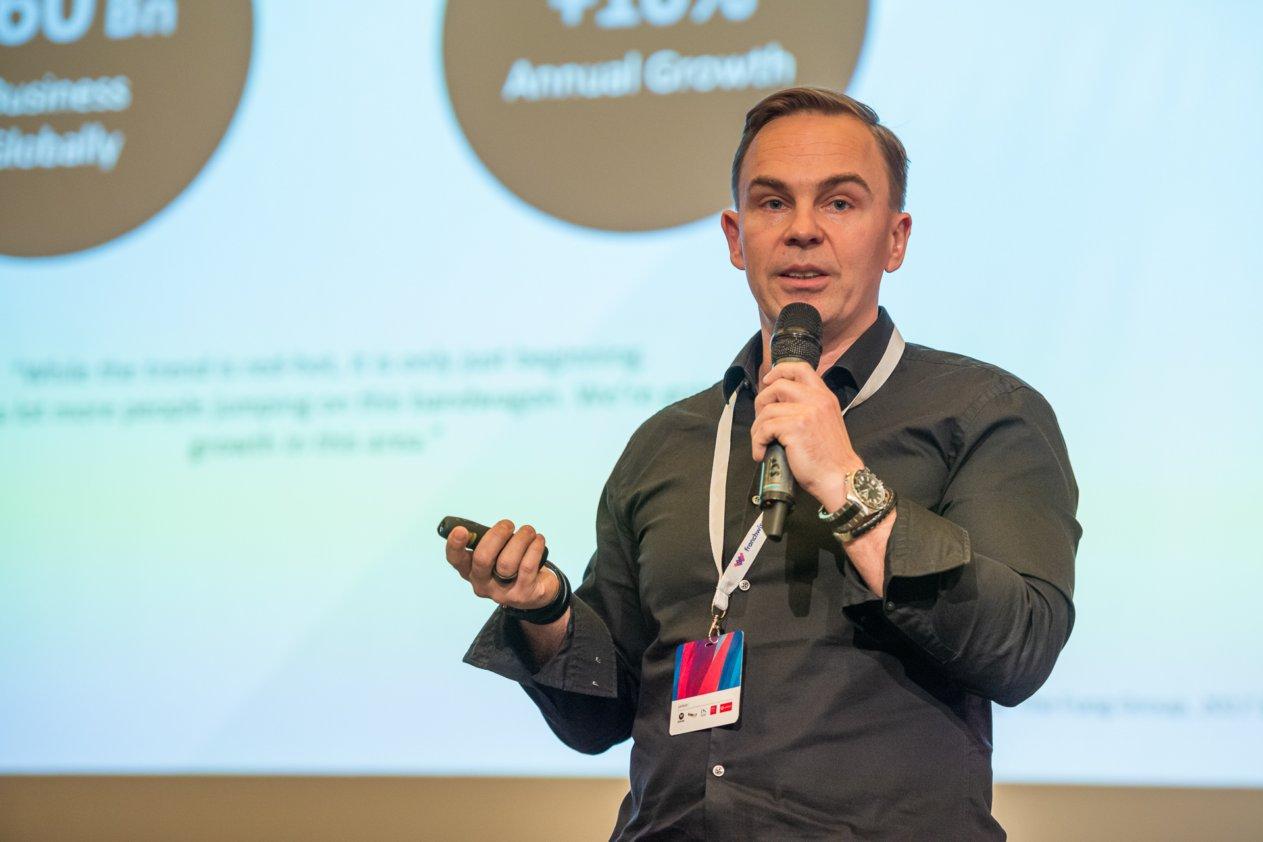 Markku Kosonen, CEO&co-proprietar M Room : Piaţa de produse şi servicii de îngrijire pentru bărbaţi creşte cu 10% pe an la nivel european