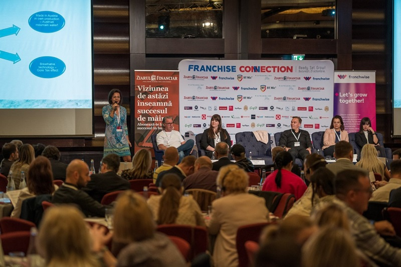 """Franchise Connection 2019: Piaţa românească de francize a ajuns la 3,6 mld. euro şi 450 de concepte. """"Vedem interes tot mai mare din partea antreprenorilor locali să iasă pe pieţele externe"""""""