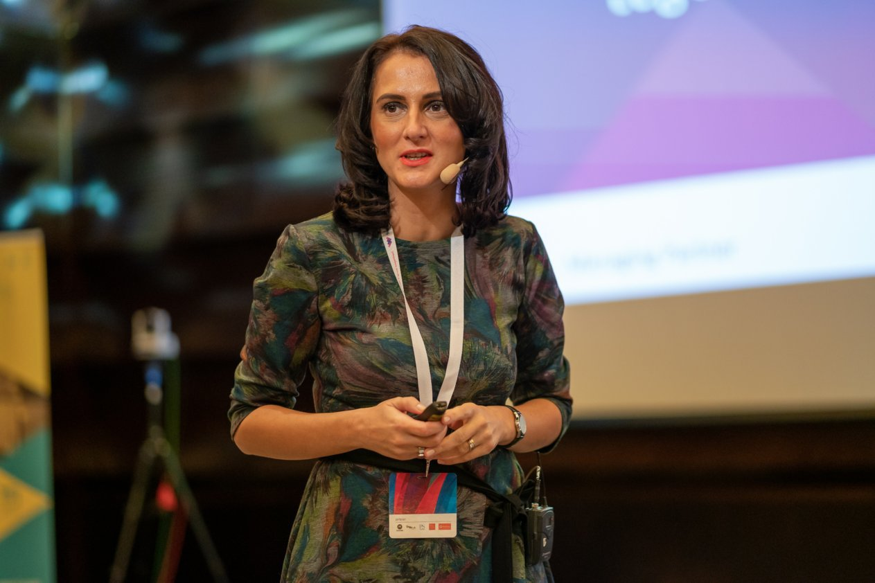 Raluca Stanciu, managing partner Franchwise: Interacţionăm anual cu peste 2.000 de potenţiali investitori, dar doar 50 dintre ei, 2,5%, ajung să facă pasul şi să investească