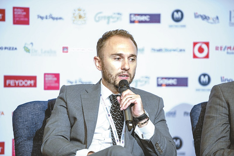 Radu Lupaş, cofondator Salad Box: La finalul anului vom ajunge cu brandul Salad Box la 115 restaurante în 14 ţări. Noile unităţi se vor deschide în Malta şi Canada