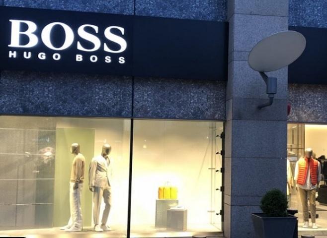 Hugo Boss merge cu al doilea magazin din România în Băneasa Shopping City
