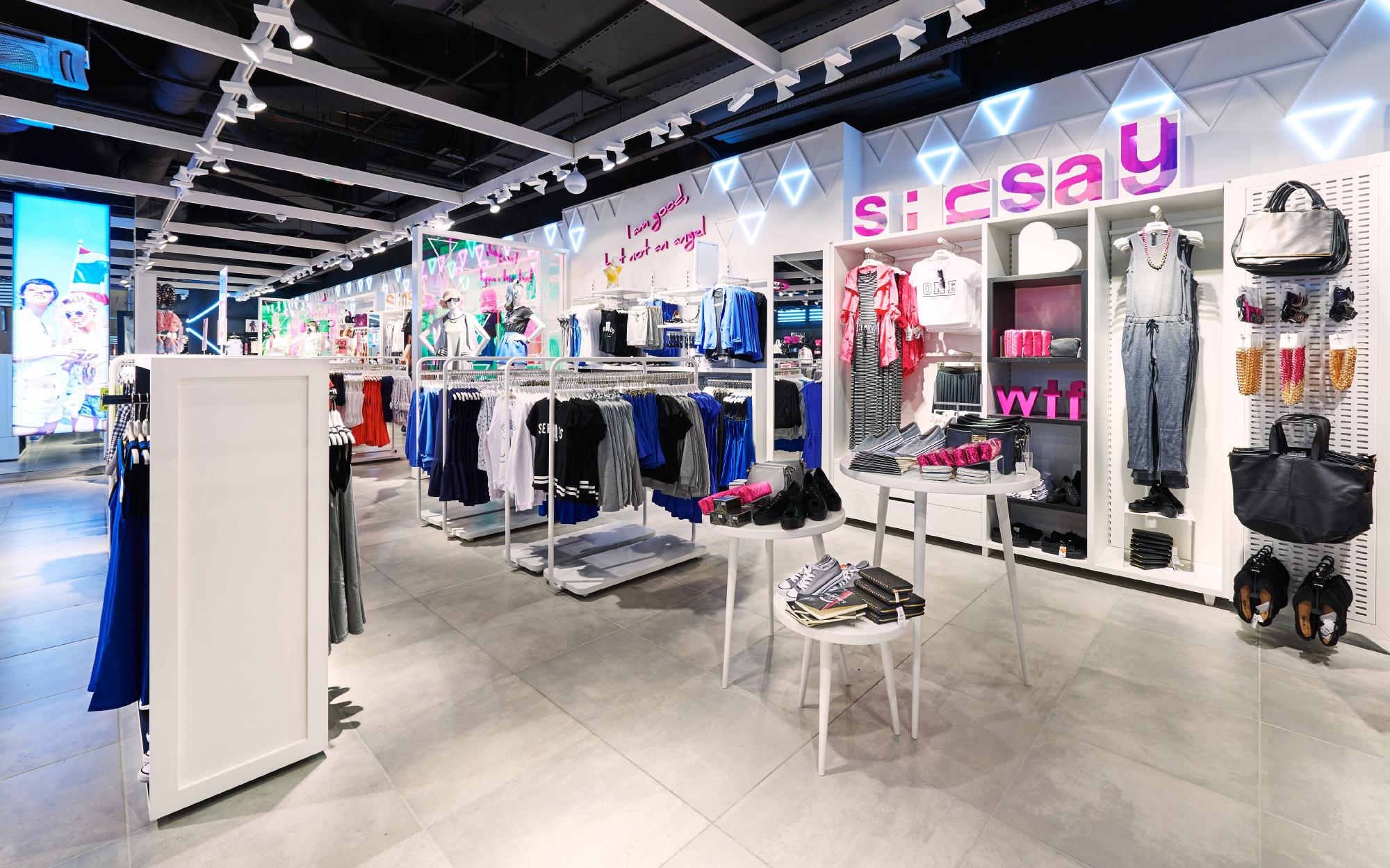 Brandul polonez de fashion Sinsay, parte a grupului LPP Fashion, a deschis un magazin în Botoşani, a zecea unitate inaugurată în 2020