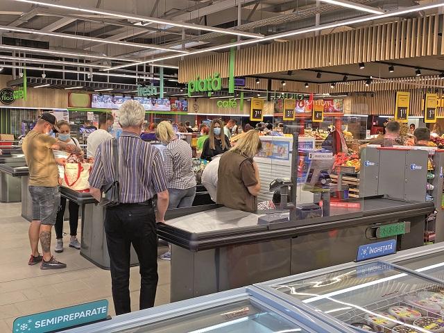 Lupta pentru prima poziţie în retail devine tot mai dură. Călin Costinaş, Profi: Ne propunem să devenim al doilea mare jucător din comerţul alimentar în următorii patru ani şi lider de piaţă după 2024