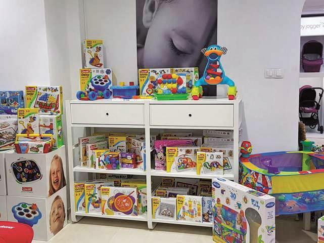 """Magazinul de jucării ErfiKids s-a extins în Constanţa. Antreprenoarea Alice Mitu: """"Noi am mers foarte bine în 2020, am crescut cu 20% faţă de 2019"""""""