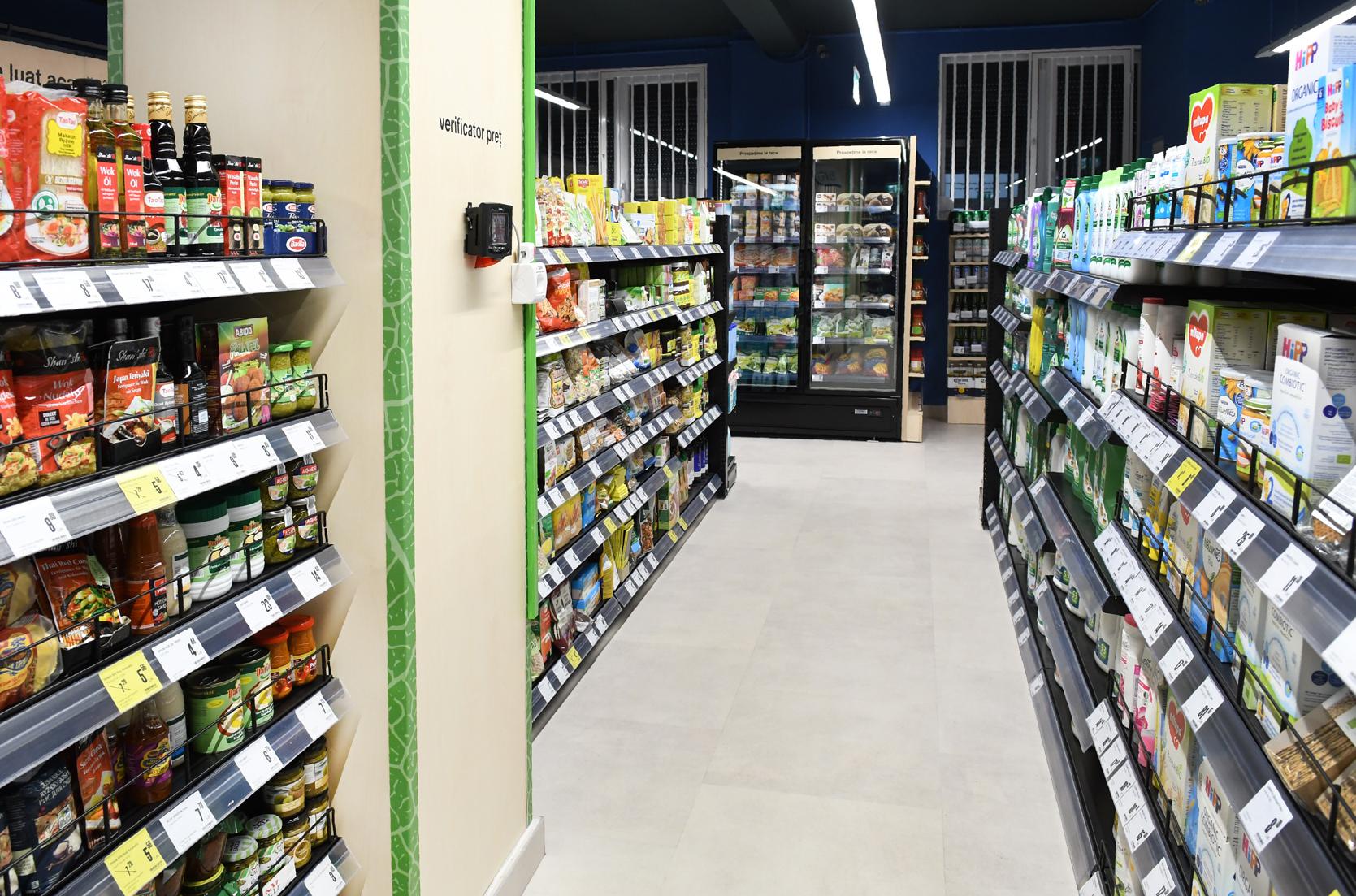 Încă un retailer intră pe segmentul magazinelor de proximitate: Cora lansează conceptul cora Urban şi deschide prima unitate la Bucureşti