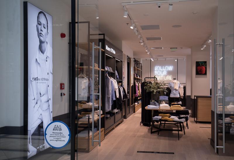 Brandul scandinav de magazine Marc O'Polo a deschis prima sa unitate din nord-estul României, în centrul comercial Palas Iaşi. Retailerul este deja prezent în Iulius Mall Cluj