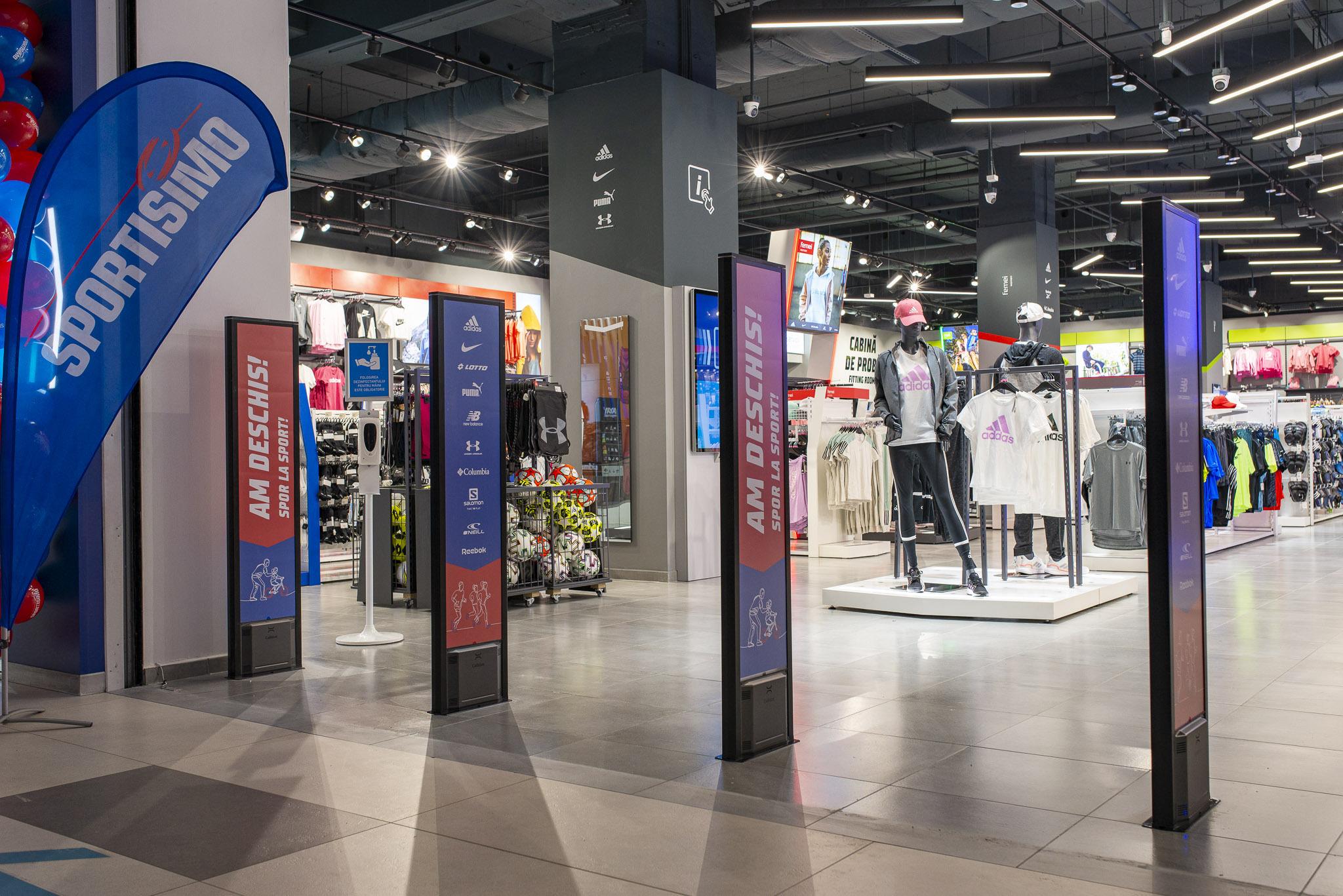 Cehii de la Sportisimo merg cu un magazin în centrul comercial Mega Mall din Capitală şi ajung la 35 de unităţi pe plan local. Până la finalul anului, retailerul de articole sportive vrea să ajungă la 40 de magazine