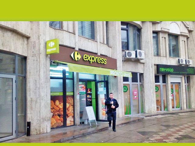 Consiliul Concurenţei a autorizat tranzacţia prin care Profi cumpără 10 magazine de la cel mai mare francizat al Carrefour, compania Pronto