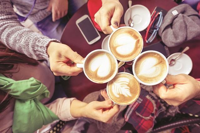 Doar cinci dintre cele mai extinse lanţuri de cafenele din Europa sunt prezente în România. Unul dintre concepte e local