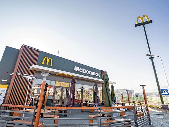 McDonald's România: Plănuim investiţii de 2 mil. euro în sistemul digital din restaurante şi continuăm expansiunea. Lanţul american de restaurante este liderul pieţei locale de profil, cu afaceri de 869 mil. lei anul trecut, în scădere cu circa 6% faţă de 2019