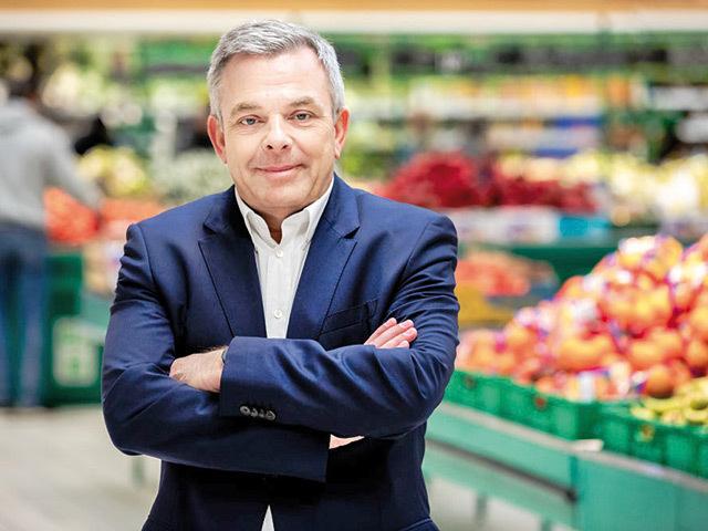 Thierry Destailleur, CEO al Cora: Carnea din România şi brânzeturile tradiţionale ocupă primele poziţii în topurile vânzărilor din magazinele noastre. Retailerul franco-belgian a intrat în acest an pe segmentul magazinelor mici cu conceptul Cora Urban