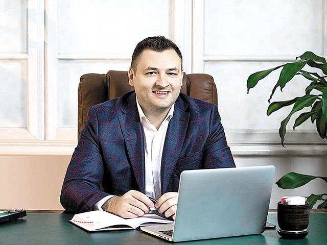 Ionuţ Leahu, Owner Clinicile Dentare Dr. Leahu: În ultimii cinci ani am crescut în medie cu 80%, faţă de o medie a pieţei de 20%, cu afaceri de 17 mil. lei în 2017 şi profit de 2,7 mil. lei