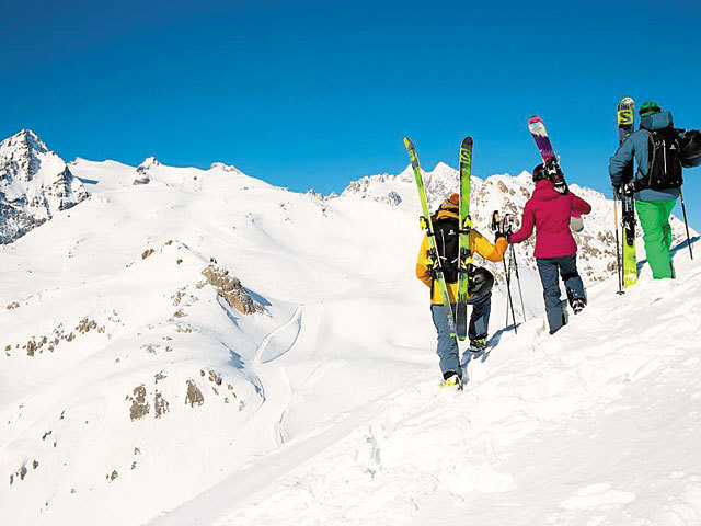 Cât costă taberele şi şcolile de schi pentru copii în staţiunile montane din ţară