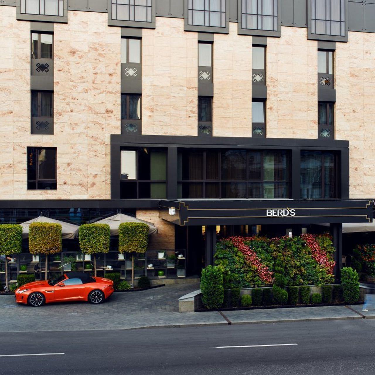 Grupul francez Accor intră pe piaţa din Republica Moldova, după afilierea hotelului BERD's din Chişinău la brandul Mgallery