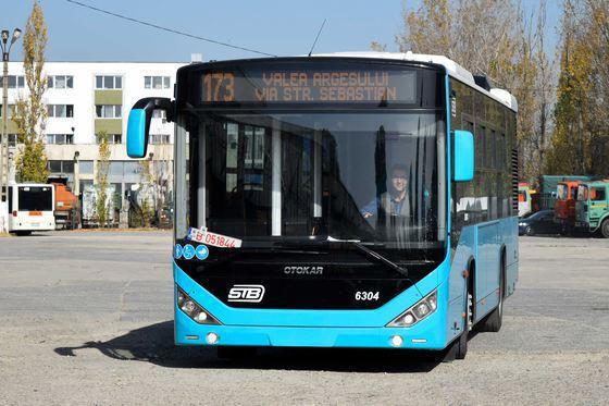 """Au început să sară siguranţele la autobuzele turceşti cumpărate de Primăria Capitalei:""""E de la frig"""""""