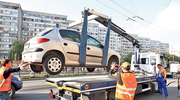 Primăria vine cu măsuri noi pentru şoferii care parchează neregulamentar