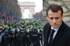 Discursul şi promisiunile lui Macron îi lasă reci pe francezi: revoluţia continuă, în ciuda eforturilor preşedintelui de a depăşi criza socială