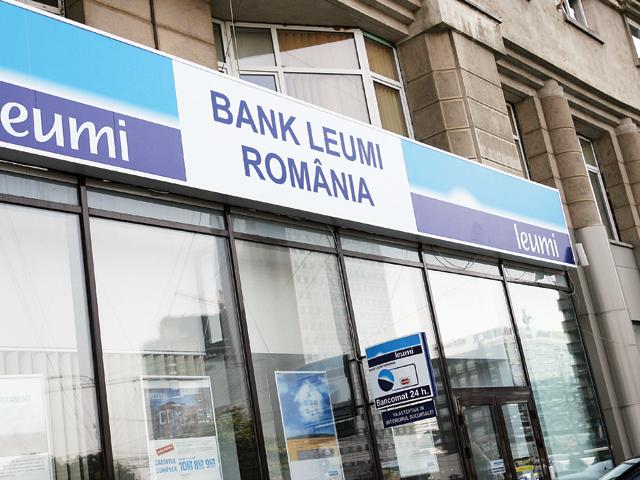 Bank Leumi vinde credite corporate pentru achiziţia de bunuri executate silit
