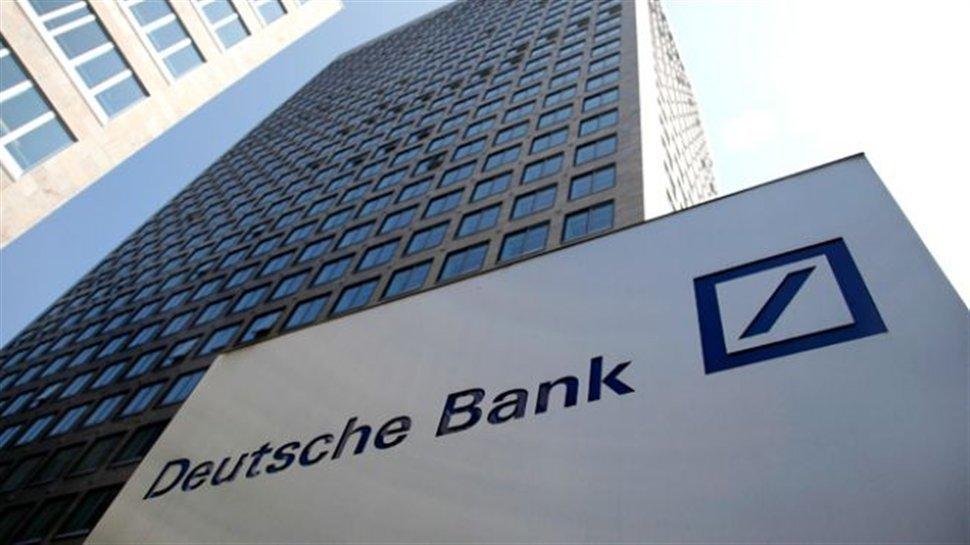 După măcelul de ieri, Deutsche Bank dă semne de revenire. Investitorii respiră din nou după ce cea mai mare bancă germană a deschis în creştere cu 8,1%