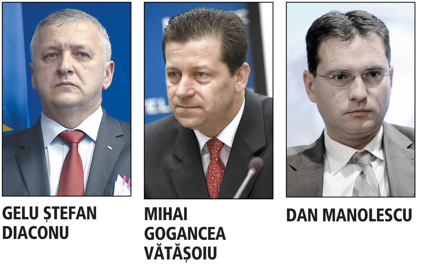 Vin schimbări în Consiliul de Administraţie al CEC Bank? Diaconu şi Vătăşoiu, membri în board la CEC Bank puşi sub acuzare de DNA, pot fi schimbaţi din boardul băncii
