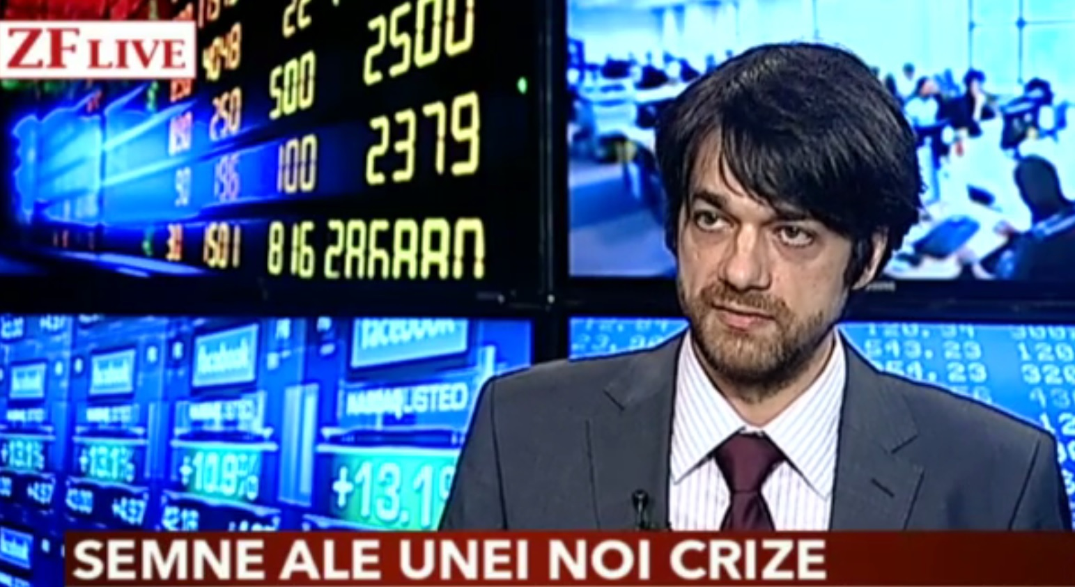 """Dobânzile negative au ajuns în România! """"Am vrut să fac un depozit în euro, dar am primit ofertă de dobândă cu minus. Contrazice tot ce am învăţat la Facultatea de Finanţe"""", spune managerul unui fond de investiţii"""
