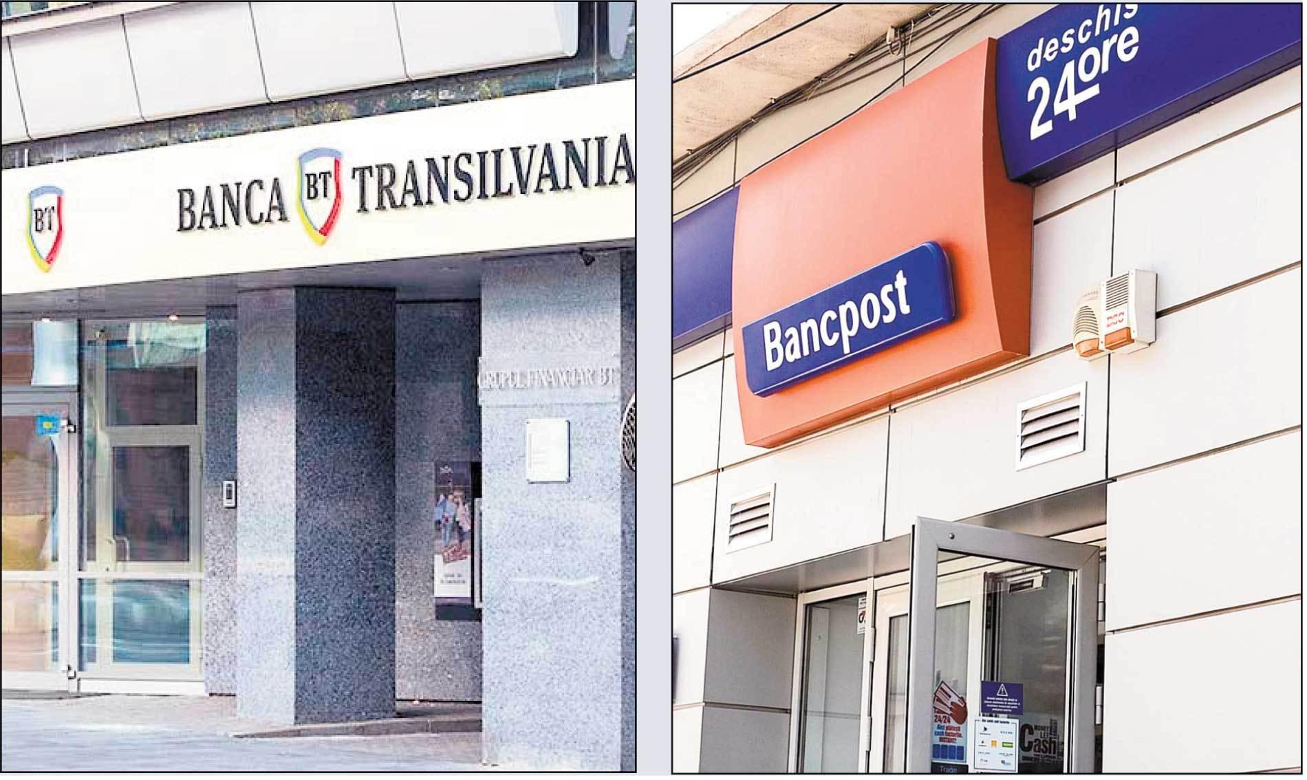 Cum ar arăta banca rezultată dintr-o tranzacţie Banca Transilvania - Bancpost, care va ataca poziţia de lider deţinută de BCR?