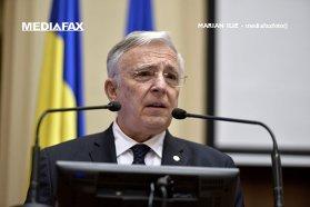 Isărescu, guvernatorul BNR: Până acum băncile au luat la repo cât au vrut, cât au avut nevoie. Este posibil să punem, cândva, o limită de sumă la repo