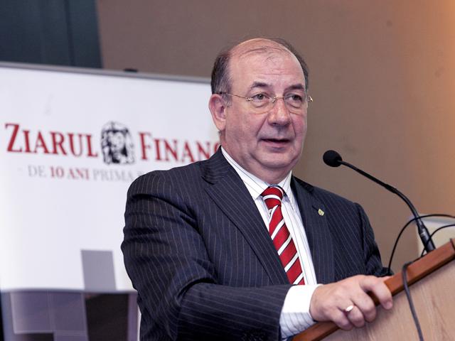 """Radu Gheţea, preşedinte al Consiliului de administraţie CEC Bank: """"Anul acesta vom raporta un profit istoric de 100 de milioane de euro"""""""