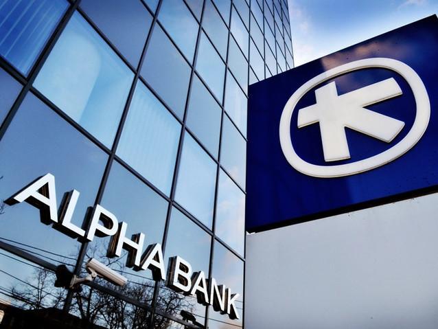 Alpha Bank a obţinut în România un profit brut de 23,3 mil. euro în nouă luni din 2018, la venituri operaţionale de 98 mil. euro