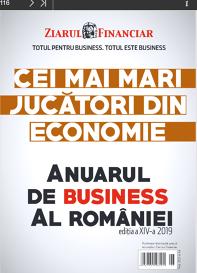 Cei mai mari jucători din economie 2019. Anuarul de business al României