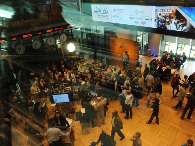 Bursa din Varşovia îşi caută un nou CEO