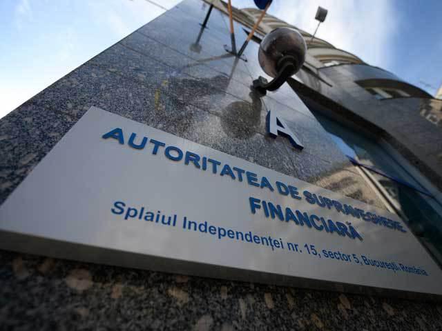 ASF: Proiectul pentru noua lege a SIF-urilor şi FP trebuie finalizat în primăvară
