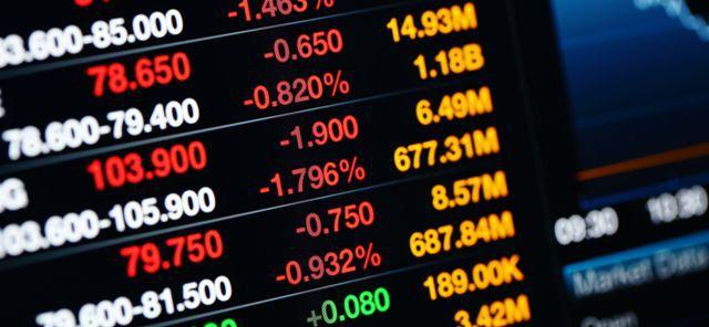 Grafice şi tabele bursă şi pieţe de capital