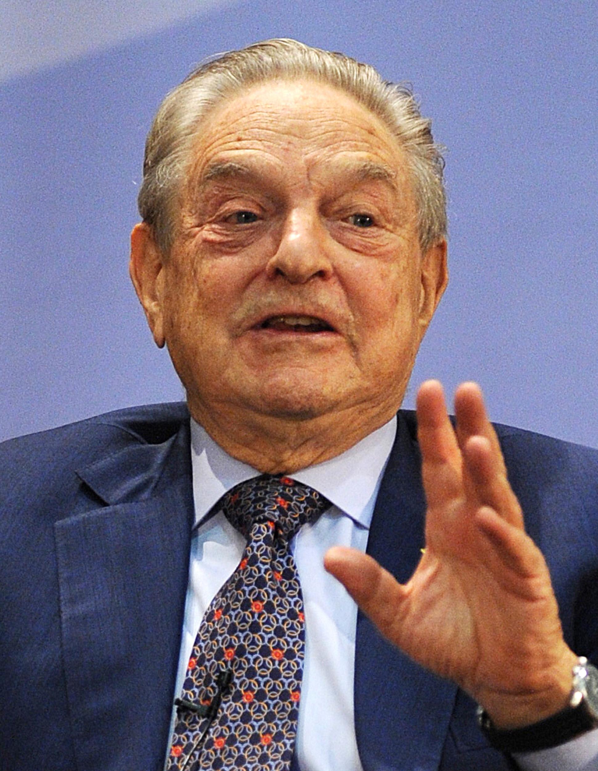George Soros nu a repetat performanţa din 1992, când a pariat ...