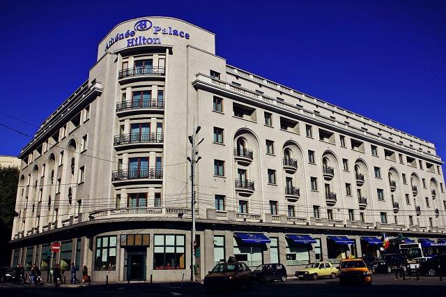 Copos îşi consolidează poziţia la Athénée Palace Bucureşti prin achiziţia a 152.000 de acţiuni