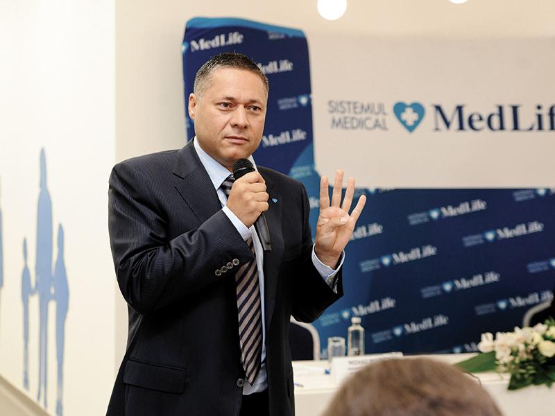 MedLife discută cu BCR pentru refinanţarea împrumuturilor şi majorarea limitei de credit până la 80 mil. euro pentru noi achiziţii