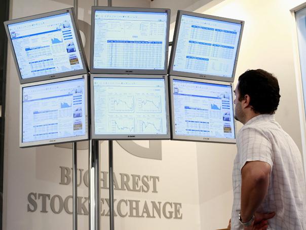 Banca Transilvania, MedLife şi Transgaz au fost cele mai lovite acţiuni din indicele BET de furtuna de săptămâna trecută